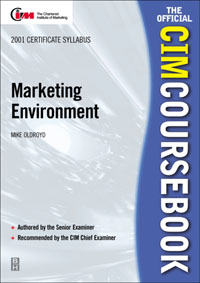 CIM Coursebook 01/02 Marketing Environment, global elementary coursebook with eworkbook pack