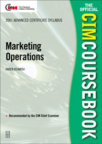 CIM Coursebook 01/02 Marketing Operations, global elementary coursebook with eworkbook pack
