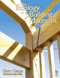 Ecology of Building Materials, traci rose rider understanding green building materials