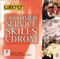 Customer Service Skills CD-Rom, chefs catalog customer service