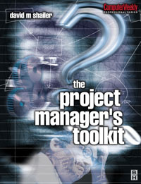 Project Manager's Toolkit, team up personal toolkit