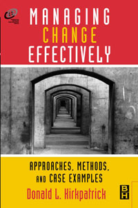 Managing Change Effectively, managing budgets