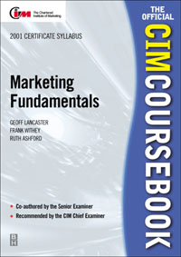 CIM Coursebook 01/02 Marketing Fundamentals, global elementary coursebook with eworkbook pack