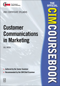 CIM Coursebook 01/02 Customer Communications in Marketing, global elementary coursebook with eworkbook pack