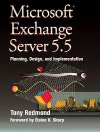 Microsoft Exchange Server 5.5,