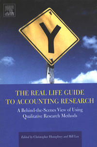 The Real Life Guide to Accounting Research,