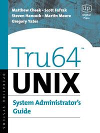 Tru64 UNIX System Administrator's Guide,
