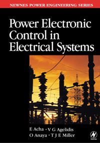 Power Electronic Control in Electrical Systems, aircraft electrical and electronic systems