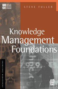 Knowledge Management Foundations, knowledge management – classic
