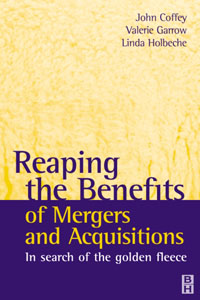 Reaping the Benefits of Mergers and Acquisitions, the corporate mergers