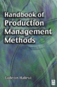 Handbook of Production Management Methods, handbook of international economics 3