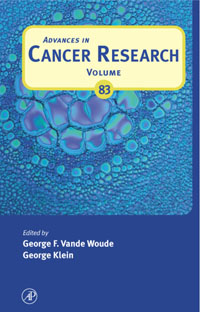 Advances in Cancer Research,83 advances in agronomy 110