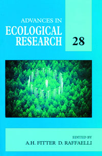 Advances in Ecological Research,28 advances in agronomy 110