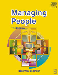 Managing People, managing budgets