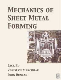 Mechanics of Sheet Metal Forming, development of sheet metal dies
