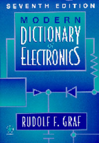 Modern Dictionary of Electronics, elsevier s dictionary of trees
