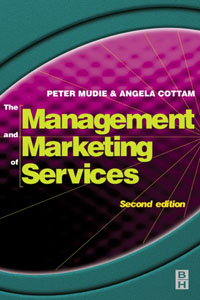 Management and Marketing of Services, logistic management