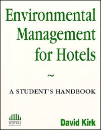 Environmental Management for Hotels, logistic management