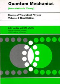Quantum Mechanics Non-Relativistic Theory,