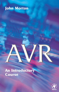 AVR: An Introductory Course, avr mx321