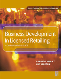 Business Development in Licensed Retailing,