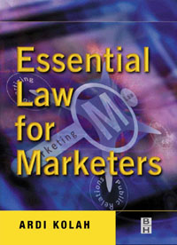 Essential Law for Marketers,