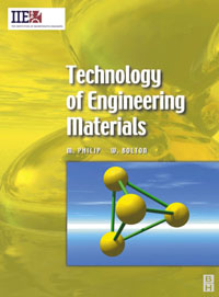 Technology of Engineering Materials, joseph physics for engineering technology 2ed