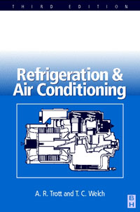 Refrigeration and Air Conditioning,