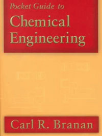 Pocket Guide to Chemical Engineering, working guide to reservoir engineering