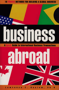 Business Abroad, business abroad