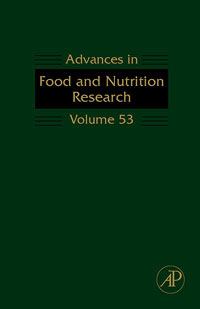 Advances in Food and Nutrition Research,53