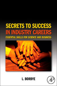 Secrets to Success in Industry Careers lisa newman careers in communication