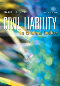 Civil Liability in Criminal Justice,