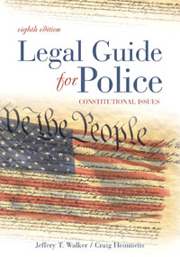 legal Legal Guide for Police,