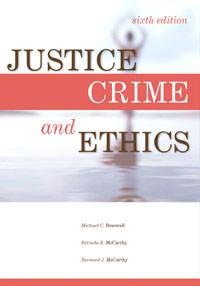 Justice, Crime and Ethics, emotions crime and justice