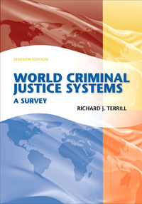 World Criminal Justice Systems, embedded systems world class designs