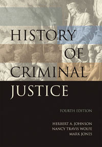 History of Criminal Justice, a short history of distributive justice
