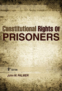 Constitutional Rights of Prisoners,