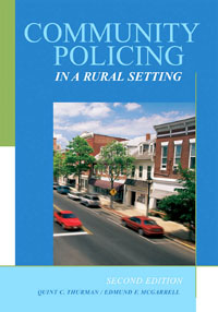 Community Policing in a Rural Setting, victor e kappeler community policing
