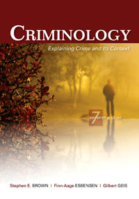Criminology, feminism and criminology