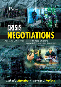 Crisis Negotiations, government contract negotiations