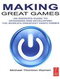 Making Great Games: An Insider's Guide to Designing and Developing the World's Greatest Video Games sanwa button and joystick use in video game console with multi games 520 in 1