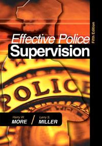 Effective Police Supervision, police pl 12921jsb 02m