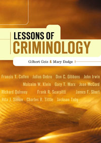 Lessons of Criminology, music lessons