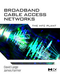 Broadband Cable Access Networks multimode fibre broadband access and self referencing sensors networks