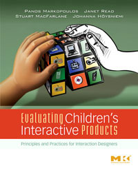 Evaluating Children's Interactive Products evaluating communicative materials
