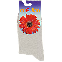 Носки женские Грация, цвет: светло-серый. H 003. Размер 38/40 носки женские грация цвет светло серый h 003 размер 38 40