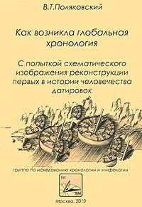 Как возникла глобальная хронология с попыткой схематического изображения реконструкции первых в истории человечества датировок. В. Т. Поляковский