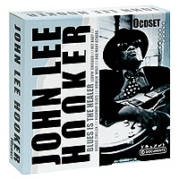 John Lee Hooker. Blues Is The Healer (10 CD)