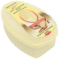 Губка для обуви Silver придающая блеск, цвет: нейтральныйPS1007-03Губка для обуви Silver с антистатическим эффектом придает блеск и обеспечивает более длительную и надежную защиту поверхности обуви от пыли. Подходит для изделий всех цветов. Характеристики: Материал:пластик, поролон. Объем:6 мл. Состав пропитки:силиконовое масло, антистатический компонент. Цвет:нейтральный. Размер упаковки: 10,5 см х 5,5 см х 6 см. Артикул: PS1007-03. Изготовитель: Турция. Товар сертифицирован.